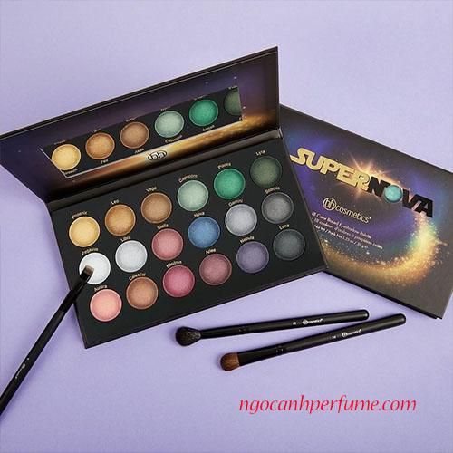 Bảng phấn mắt BH Cosmetics Supernova - 18 Color Baked Eyeshadow Palette