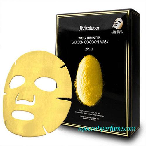 Mặt nạ giấy JM Solution Water Luminous Golden Cocoon Mask 30ml