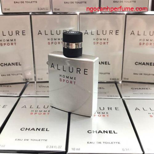 Nước hoa Chanel Allure Homme Sport EDT 10ml