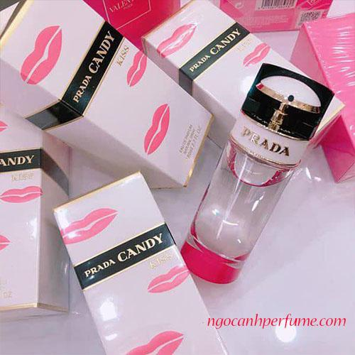 Nước hoa Prada Candy Kiss EDP(80ml)