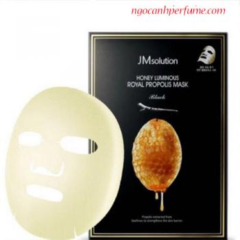 Mặt nạ giấy JM Solution Honey Luminous Royal Propolis Mask 30ml