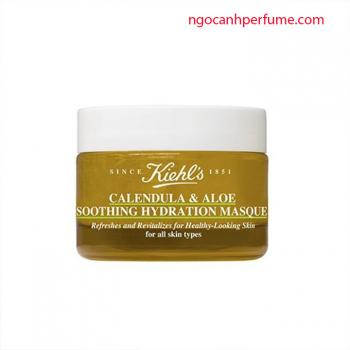 Mặt nạ Kiehls Calendula & Aloe Soothing Hydration Masque 14ml