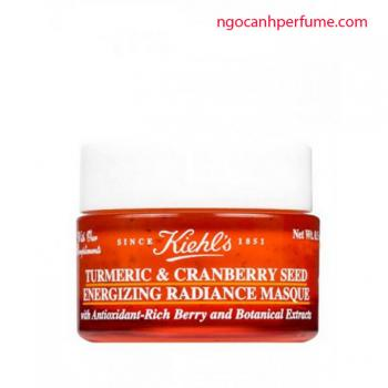 Mặt Nạ Kiehl's Cranberry Seed Energizing Radiance Masque 14ml