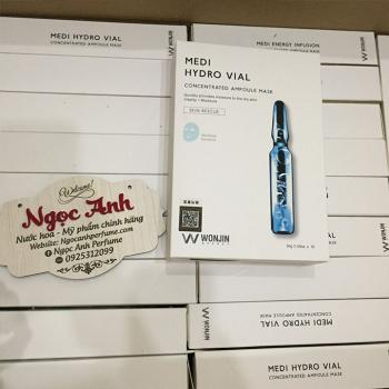 Mặt Nạ  Wonjin Effect Medi Hydro Vital Concentrated Ampoule Mask 30ml