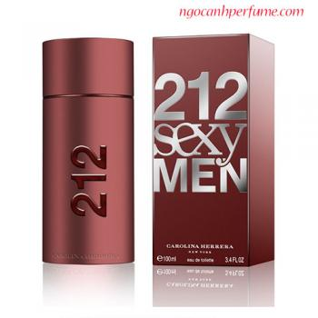 Nước hoa 212 Sexy Men EDT 100ML