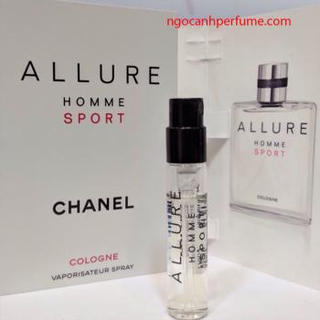 Nước hoa Chanel Allure Homme Sport 2ml