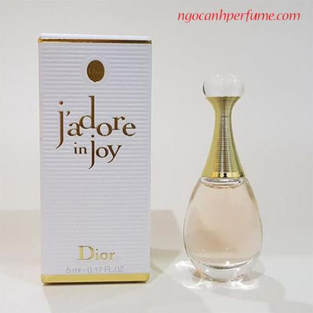 Nước hoa Dior J'adore In Joy 5ml