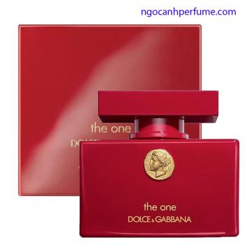 Nước hoa Dolce  Gabbana The One Collectors Edition EDP 75ml