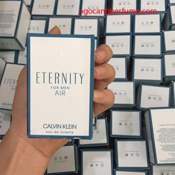 Nước hoa Eternity Air for Men EDT mini 10ml mới