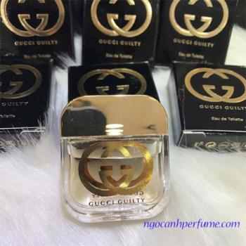 Nước Hoa  Gucci Guilty  Eau De Toilette 5ml