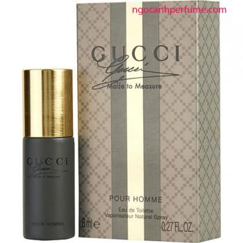 Nước hoa Gucci Made to Measure Pour Homme  8ml