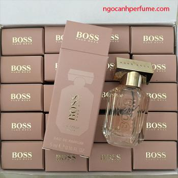 Nước hoa Hugo Boss The Scent for her EDP  5ml