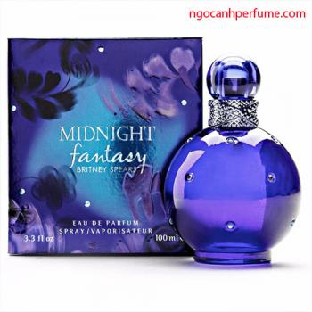 Nước hoa Midnight Fantasy Britney Spears EDP 100ml
