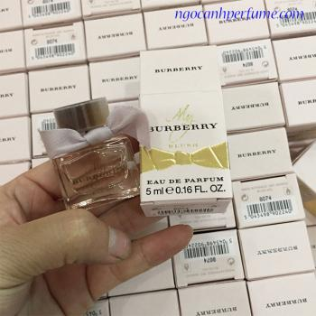 Nước hoa My Burberry Blush EDP  5ml