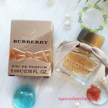 Nước hoa My Burberry EDP 5ml