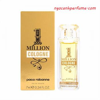 Nước hoa nam  1 Million Cologne  EDT 7ml
