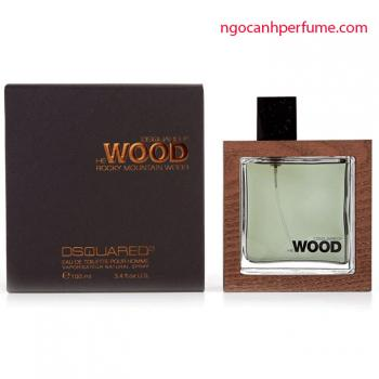 Nước hoa nam Dsquared2 He Wood EDT Pour Homme 100ml