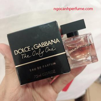 Nước Hoa  Nữ Dolce  Gabbana  The Only One EDP 7.5ml