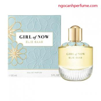 Nước hoa nữ Elie Saab Girl Of Now EDP 90ml