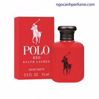 Nước hoa Polo Red EDT mini 15ml