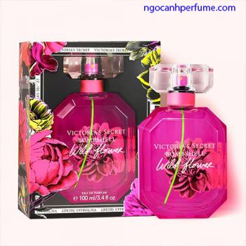 Nước Hoa Victorias Secret Bombshell Wild Flower EDP 100ml