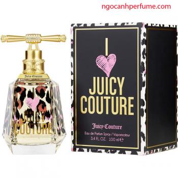 Nước I Love Juicy Couture EDP 100ml