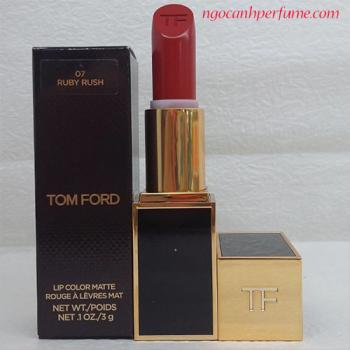 Son môi Tom Ford Lip Color Matte Lipstick 07
